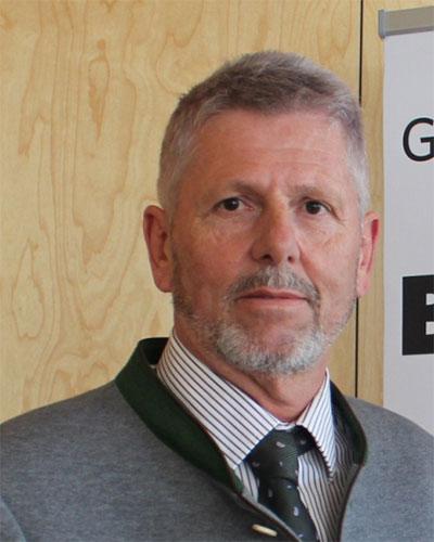 Geschäftsleitung Markus Zettinig, MBA MSc