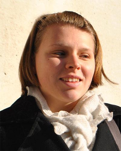 Schriftführerin Nicole Wimmer
