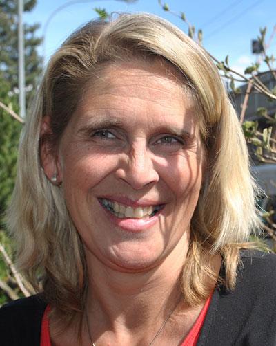 Obmann-Stellvertreterin Sabine Karrer