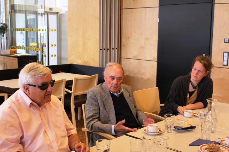 Obmann, Gerhard Plank, Carmen De Pedro
