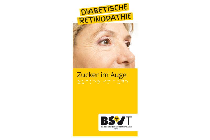 Titelseite Diabetische Retinopathie