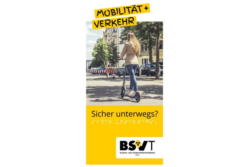 Titelseite Mobilität und Verkehr
